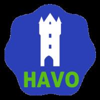 Logo enkel met rand + transparant 265x264